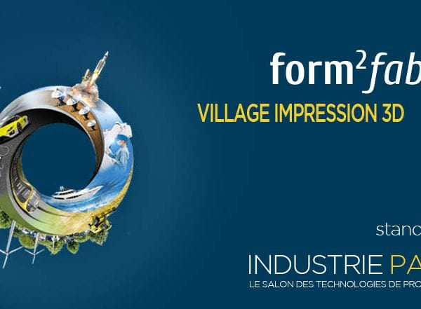 Industrie Paris Village impression 3d